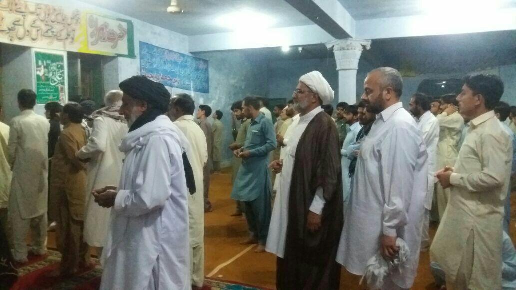 مرکز افکار اسلامی  اور جامعہ جعفریہ کی طرف سے سالانہ تبلیغی اجتماع